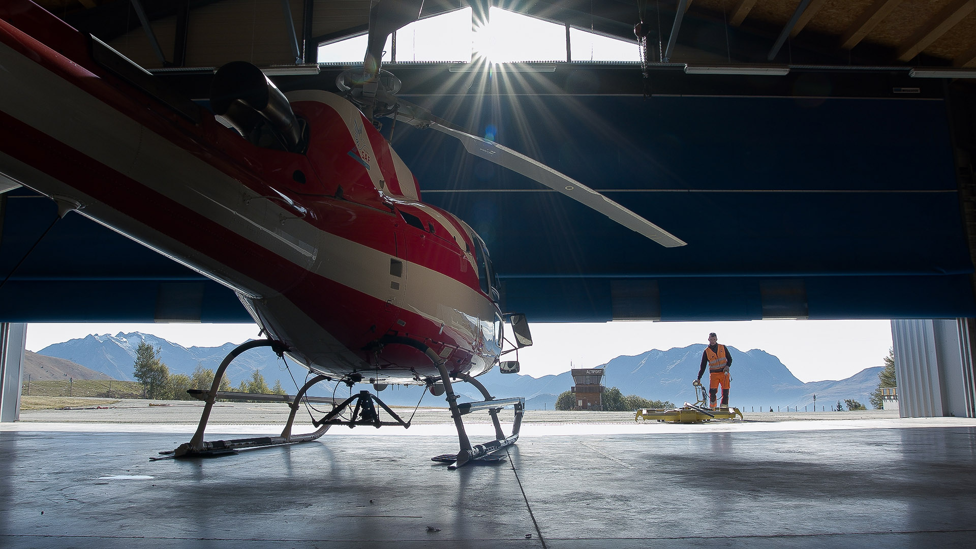 SAF Hélicoptères